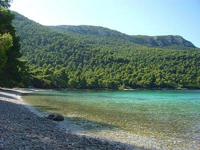 Žuljana  - Pláž 10 minut pěšky od Žuljany (nahrál: RadulkaP)