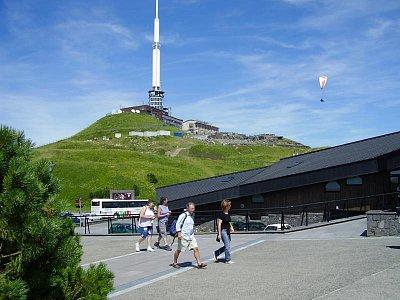 Puy de Dome - Na vrcholu sopky (nahrál: Jechort)