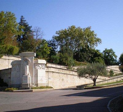 Avignon - zahrady (nahrál: Vlaďka)