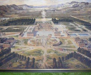 Versailles říjen 2009