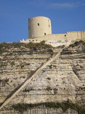 Bonifacio-schody k moři (nahrál: Vlaďka)