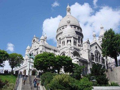 Montmartre (nahrál: Yveta)