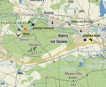 Vysočina Hamry n/Sázavou