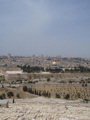 Izrael květen 2008
