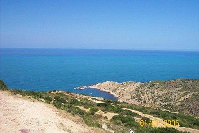corbus jak ho neznáte - Učaruje Vám i tato část Tuniska kde se moře snoubí s oblohou a slunce líbá Vaše opálená těla (nahrál: Jitka0229)