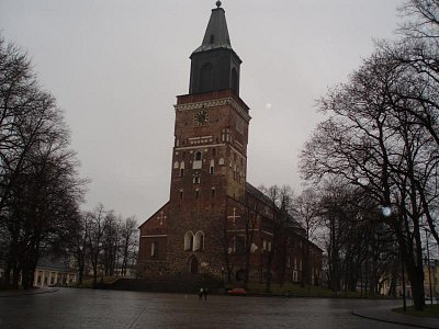 Katedrála v Turku (nahrál: Jiří Birner)