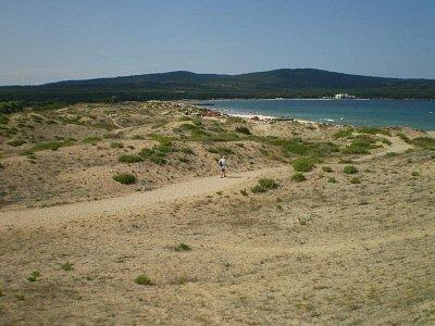 Severní pláž (nahrál: Joanna)