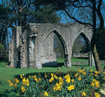 Fransciscan Friary Ruins, Armagh (nahrál: admin)