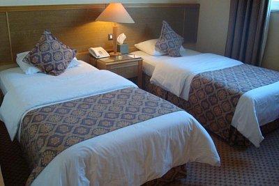 Hotel ALQASR interiér (nahrál: Trochy)