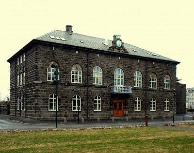 Reyjkjavík,parlament (nahrál: petras21)