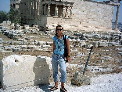 já na akropoli Athény (nahrál: akara1989)