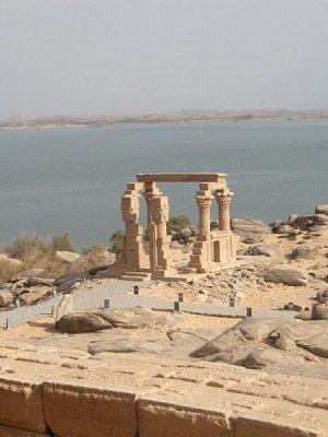Velká cesta po Egyptě 7 - vlakem do Asuánu