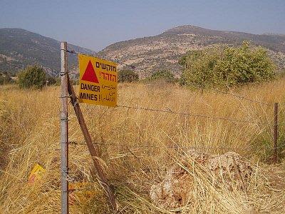 Miny na Golanech (nahrál: Rea)
