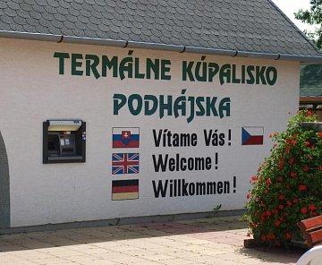 Slovensko - Podhajská