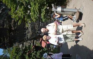 Pravčická brána a Hřensko  4.7.2010