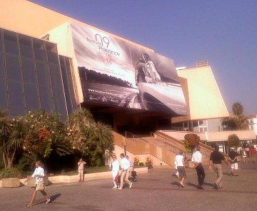 Cannes v září 2009