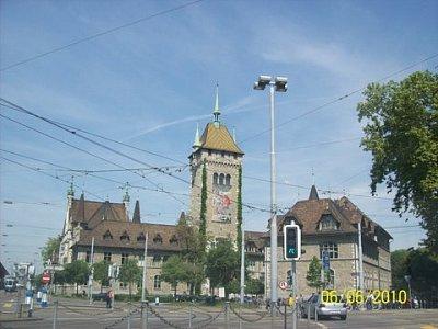 Muzeum v Curychu (nahrál: jaroslav stach)