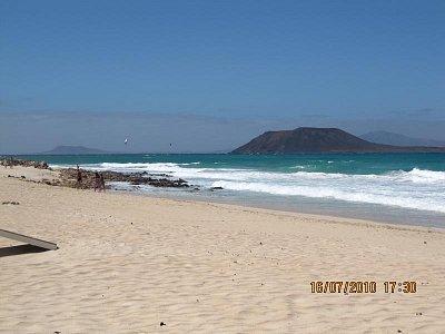 pláž na severu u Corraleja (nahrál: sretka)