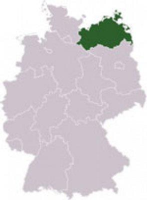 Meklenbursko-Přední Pomořansko  - Meklenbursko-Přední Pomořansko . Zdroj: Wikipedia.org (nahrál: admin)
