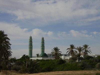 Mešita Sidi Kebir - Zarziz (nahrál: Trochy)