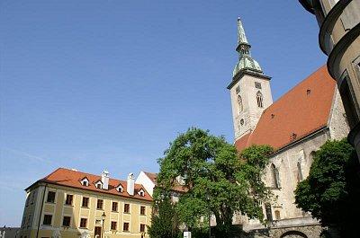 Bratislava - katedrála sv.Martina (nahrál: petras21)