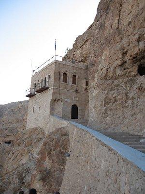 Hora Pokušení-řecký klášter (nahrál: Dorothea)