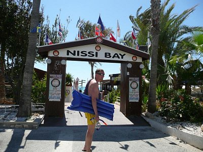 Nissi Bay (nahrál: alena)