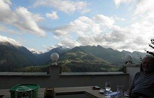 Dovolená v Rakouských Alpách 2010