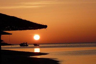 Východ slunce na Makadi (nahrál: Misa)