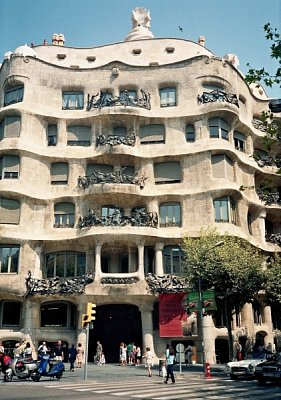 Barcelona-La Padrera (nahrál: Dorothea)