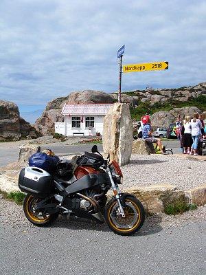 Norsko - na sever za Papuchalkem