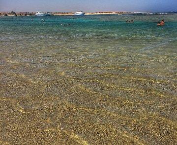 Egypt, Marsa Alam pod vodou i nad vodou :)