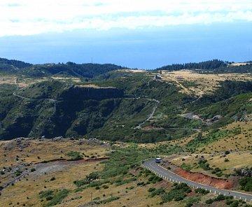 Madeira 2010 - sever a východ ostrova