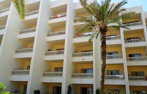Marhaba Resort - Sousse Tunisko - júl 2013