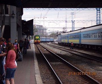 Cestujeme po Ukrajině