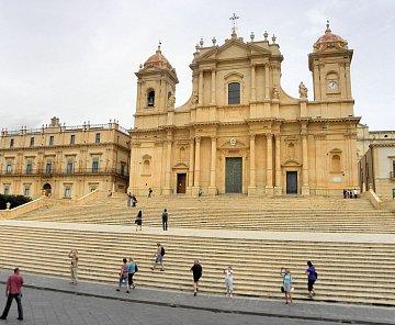 Italiie, Sicilie - Noto