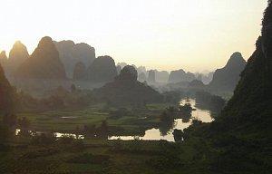Čína - Li river