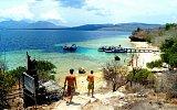Západní pobřeží Bali - nezkažené a bez turistů