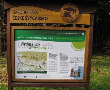 České Švýcarsko 2012
