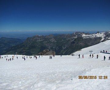 Švýcarsko alpy