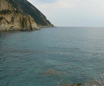Itálie - Ligurie 2011