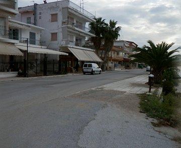 Kalikratia Soluň , okolí Chalkidiki