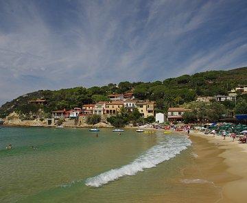 Itálie 2012 - 2.část: Elba