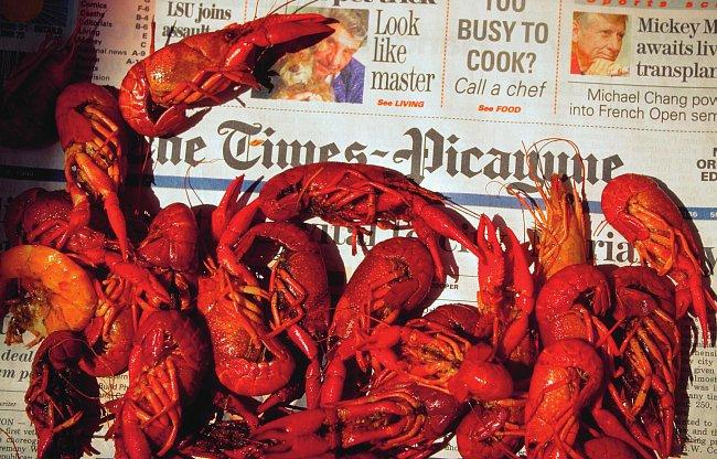 Račí festival v New Orleansu