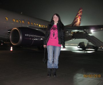 Turecko - zima 2010