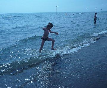 Podruhé u moře