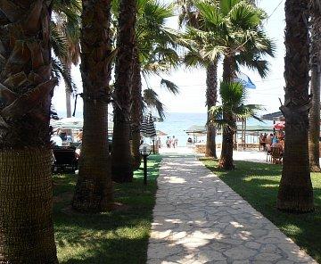 Turecko 2012 - hotel Meryan