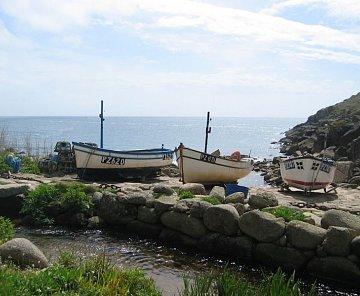 Cornwall – putování na konec světa...