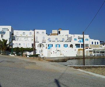 ŘECKO ostrov IOS - červenec 2012