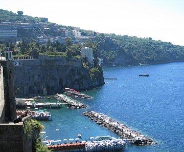 Amalfské pobřeží